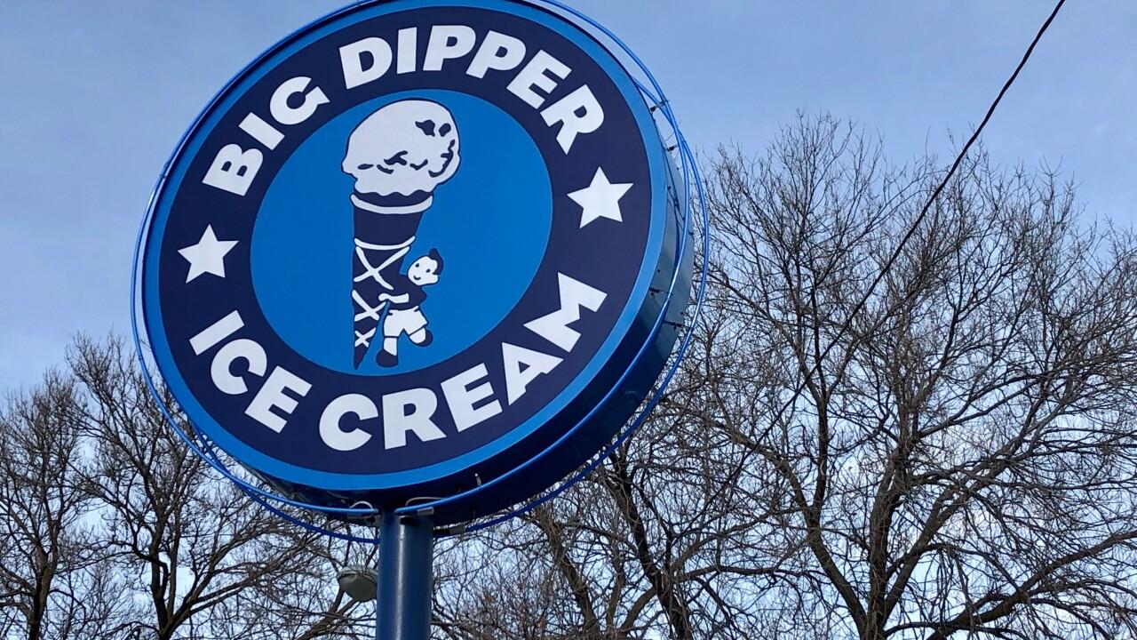 Big Dipper is building a second location
