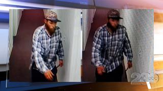 Southwest Christian Center Suspect