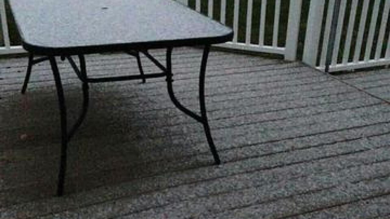 Snow begins to fall across Western New York