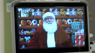 Kalispell Regional uses unique video technology to bring him to children in Kalispell