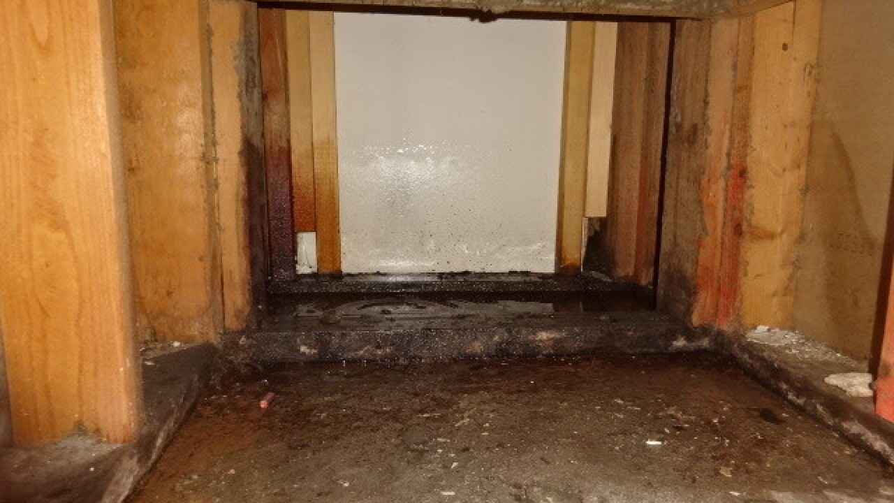 Condo deemed unlivable after major water damage