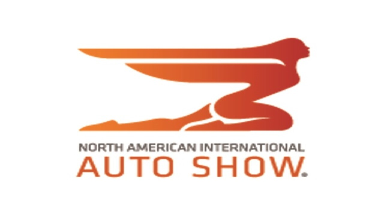 North American Auto Show 2020.2020 North American International Auto Show Begins Official