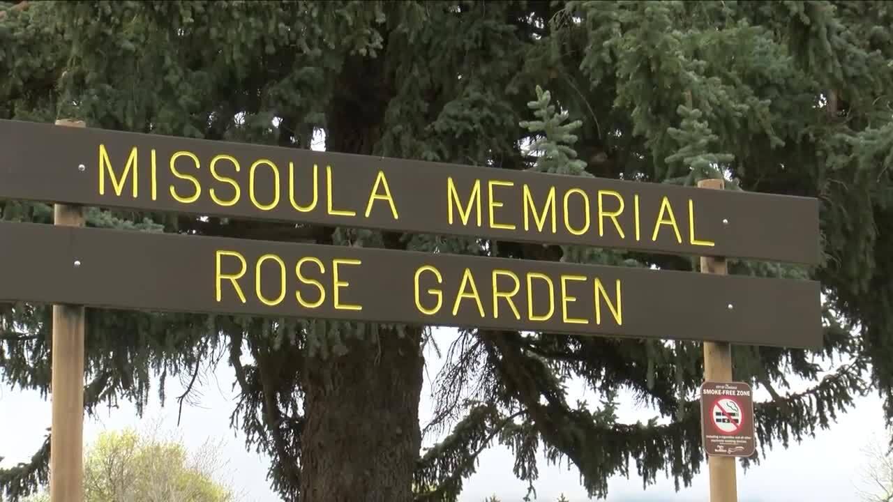 Rose Park Memorial Garden