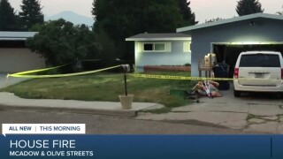 Early morning Bozeman fire appears to have been intentionally set