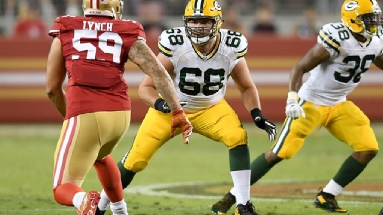 Report: Packers' Kyle Murphy will have foot surgery