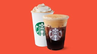 Starbucks is adding a new pumpkin spice drink to its fall menu