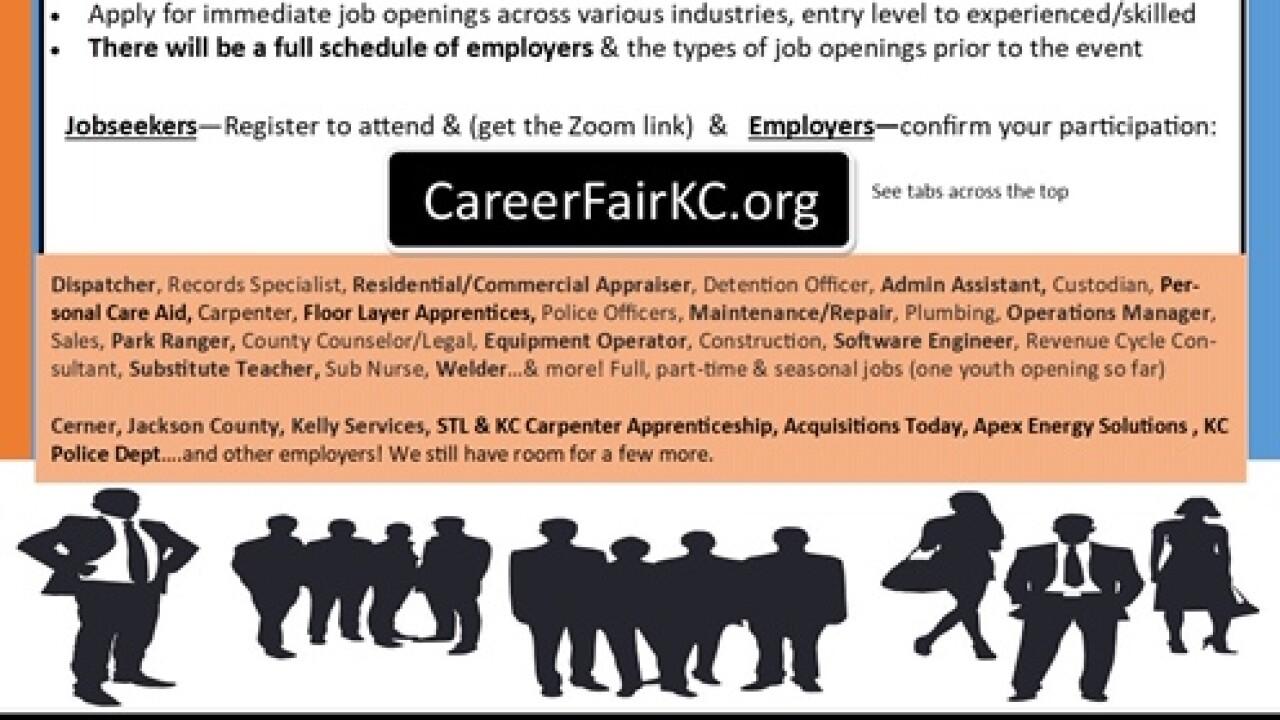 Housing experts virtual career fair