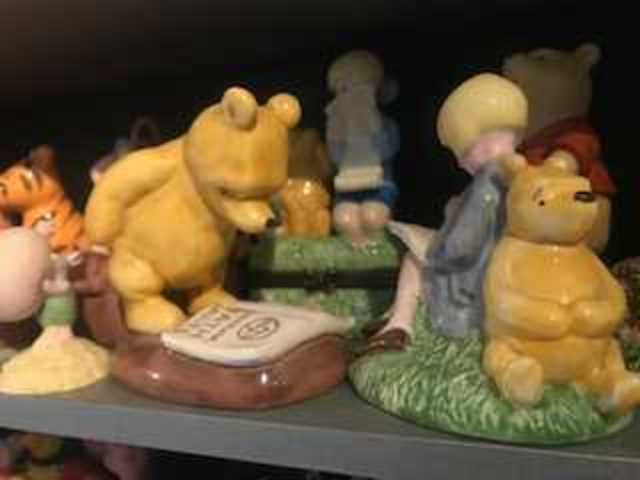 GALLERY: A peek inside the world record Winnie the Pooh memorabilia collection