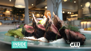 Inside South Florida: Dine By The Water at DUNE in FortLauderdale