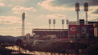Cincygram: Great American Ball Park begins to stir