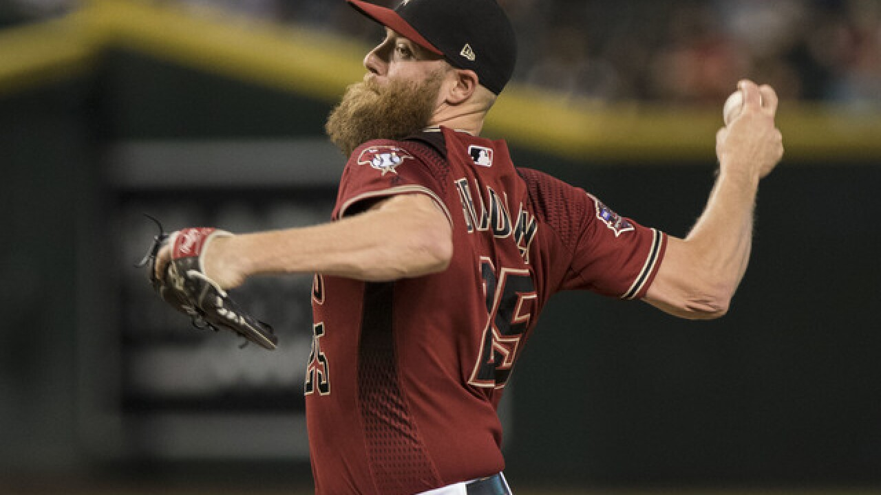 Archie Bradley, Broken Arrow grad, donates $5,000 to school for state championship rings