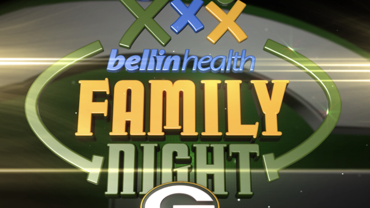 Watch Packers Family Night on-air, online