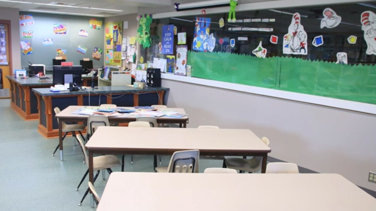 Temperature checks, masks and plexiglass: MCPS considering re-opening details