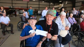 "Missoula seniors donate over $8K to ""Miss Montana"" project"