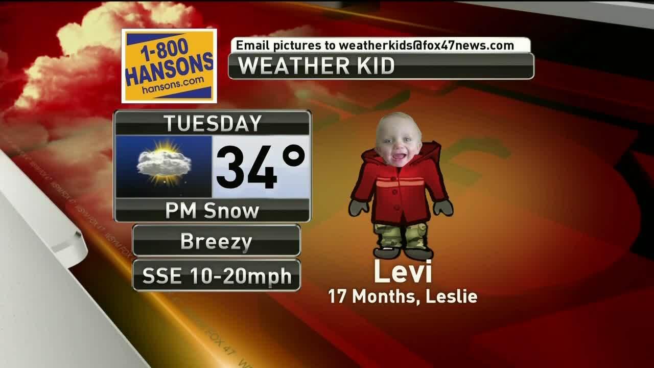 Weather Kid - Levi