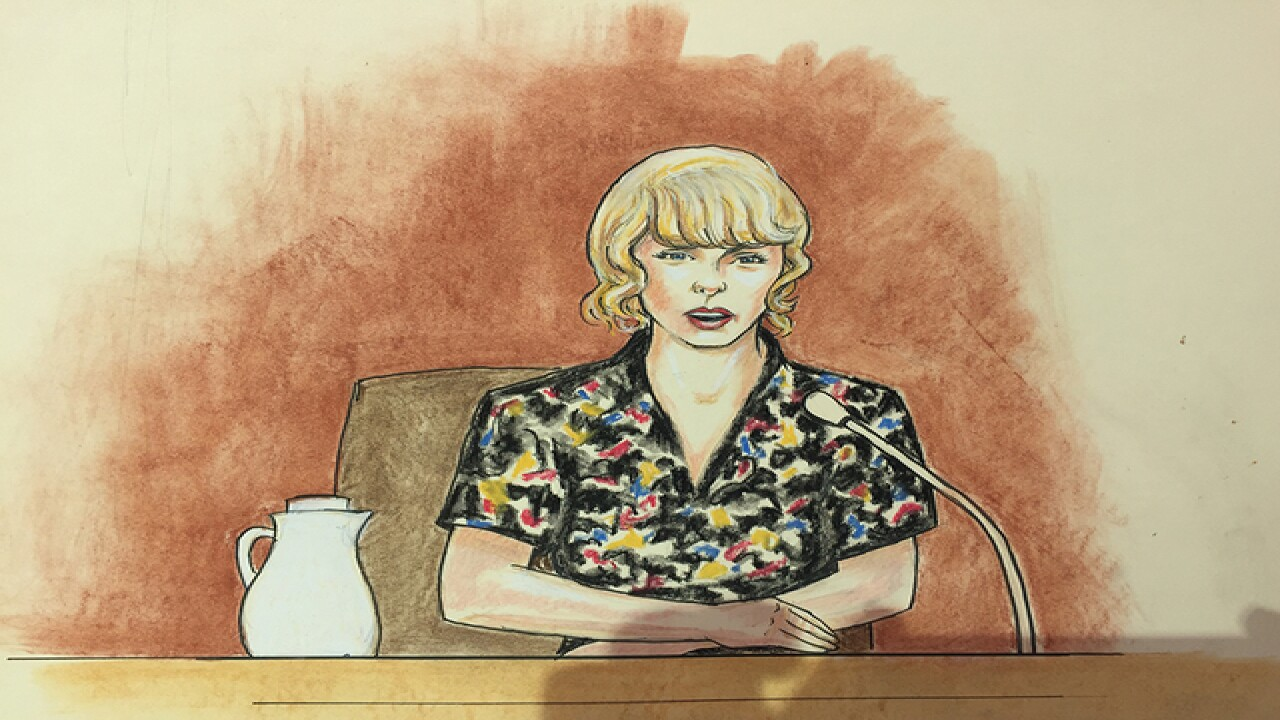 Taylor Swift trial: Live Day 4 updates