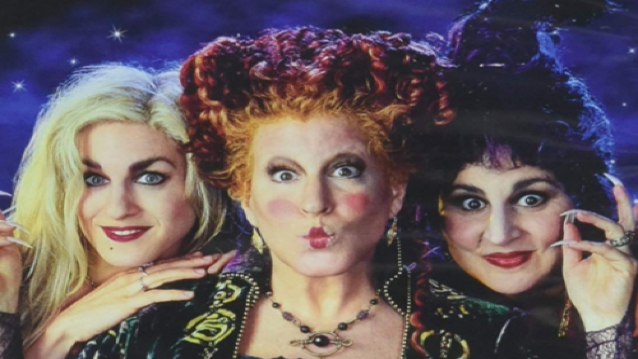 You Can Now Buy 'Hocus Pocus' Decorations And Gear For Halloween