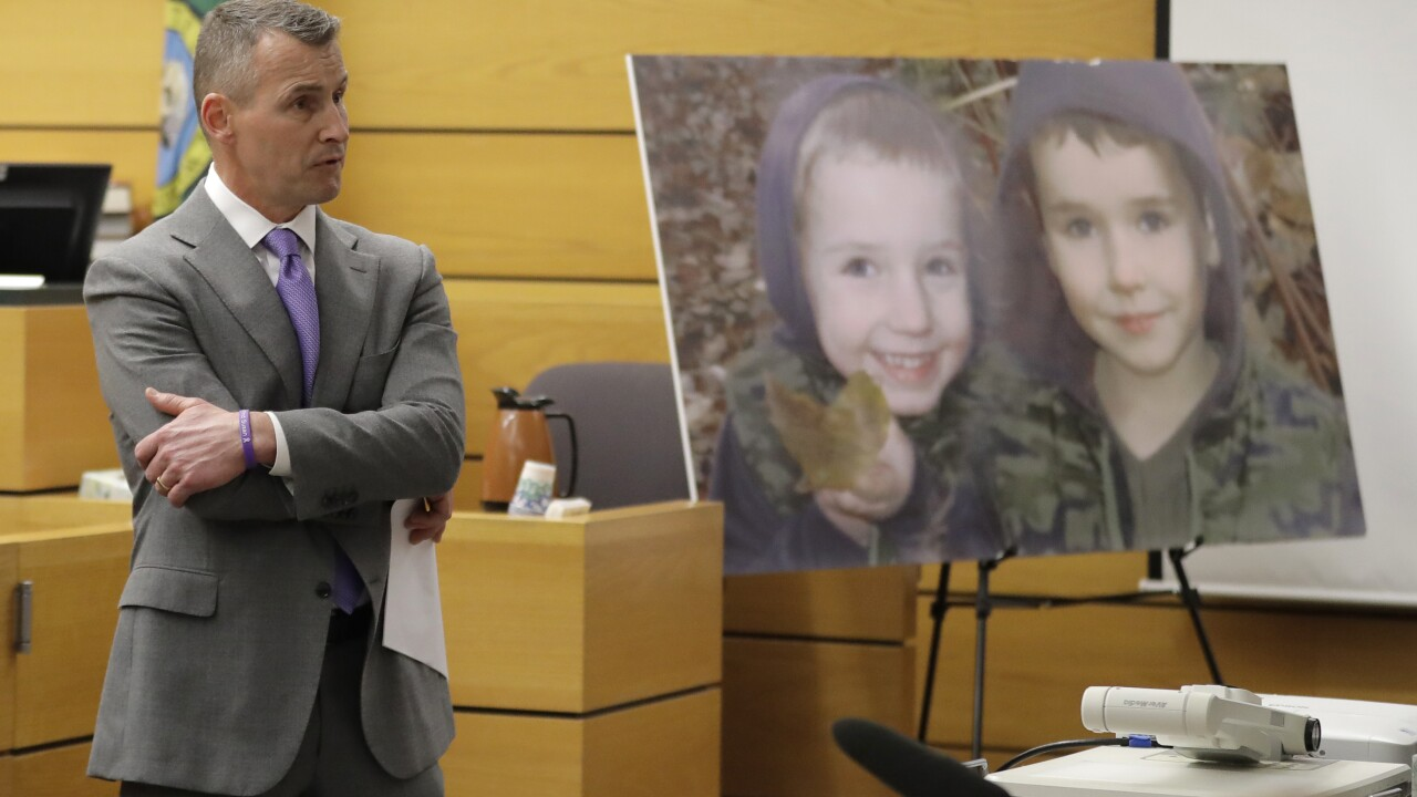 Judge reduces damages over murder of missing woman Susan Powell's sons