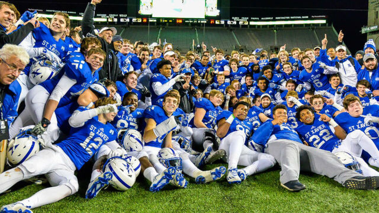 So much to remember from St. X, La Salle seasons