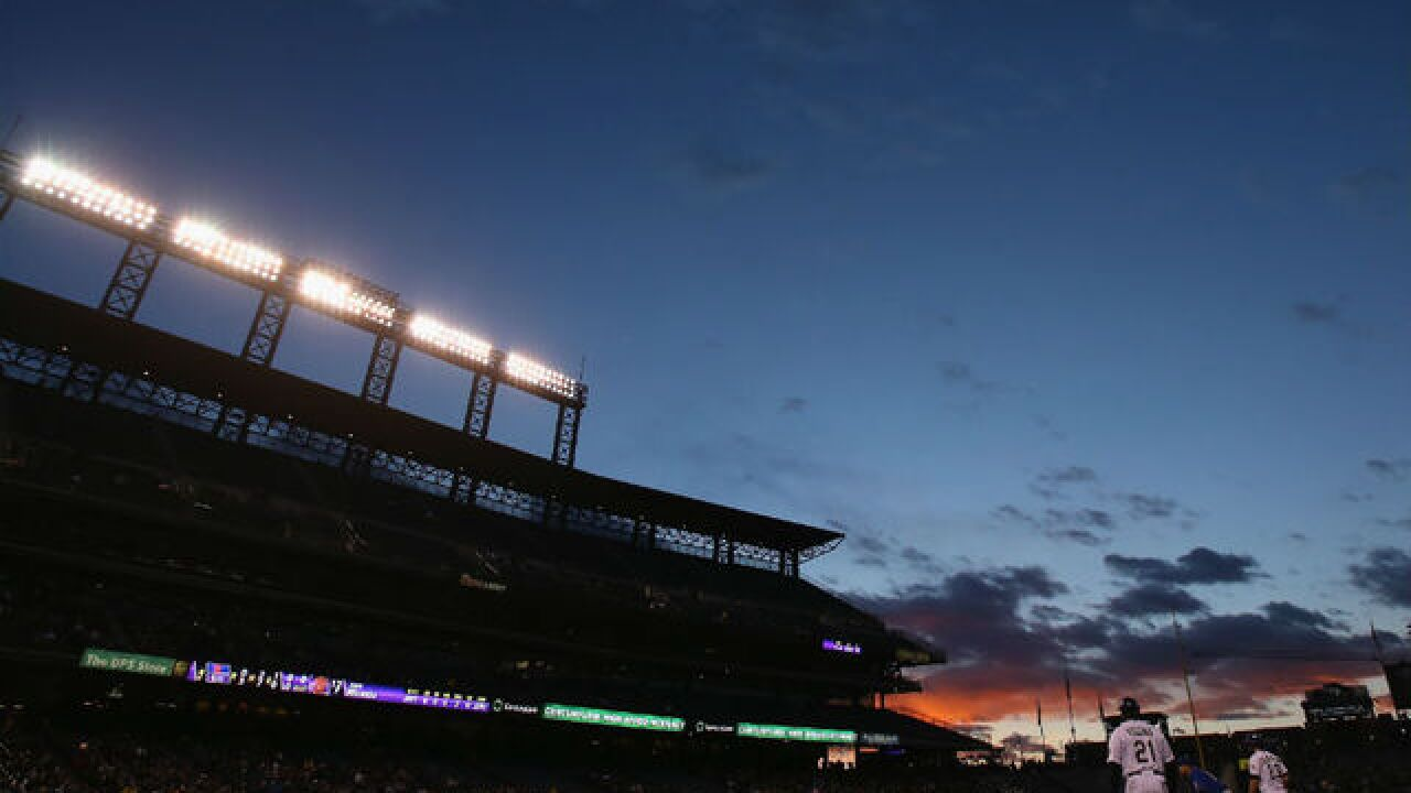 10 things you didn't know about Coors Field and the Colorado Rockies