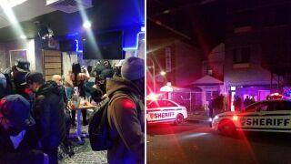 Queens illegal bar