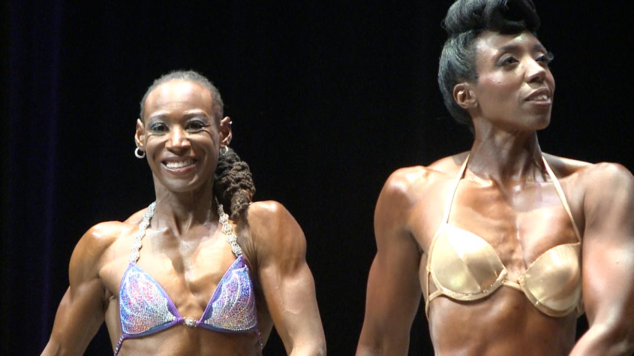 8-time Ms. Olympia Lenda Murray's bodybuilding Classic returns toNorfolk