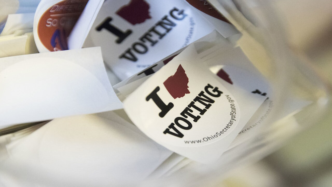 VOTING 101: Ohio's 2016 election