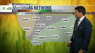 Montana Ag Network Weather: July 29th
