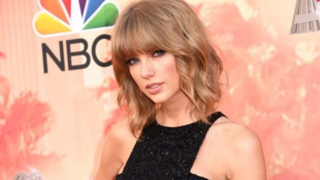 Texas man arrested for allegedly sending Taylor Swift dozens of threatening emails and letters