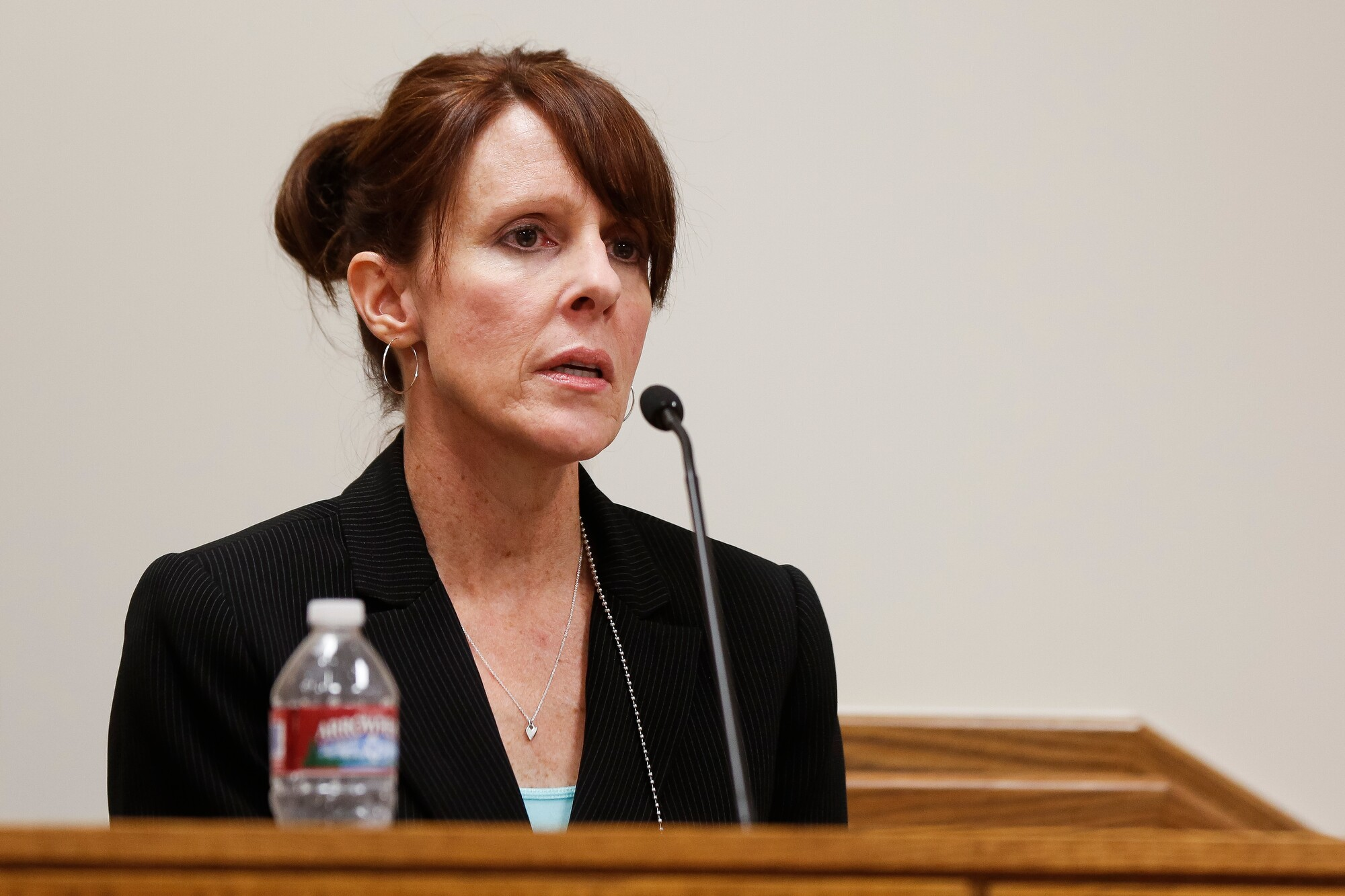 Photos: Meagan Grunwald faces aggressive cross-examination in murdertrial