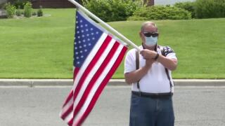 Touchmarks hosts 4th of July Patriotic Program and Parade for residents