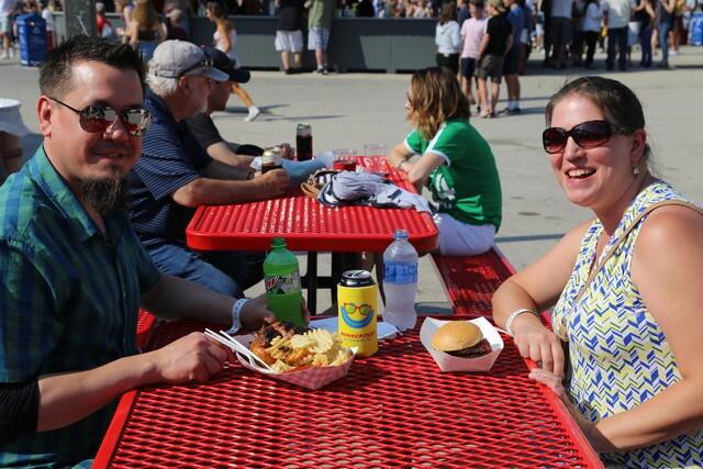 Turkey legs, burgers and BBQ headline the Summerfest Menu [PHOTOS]