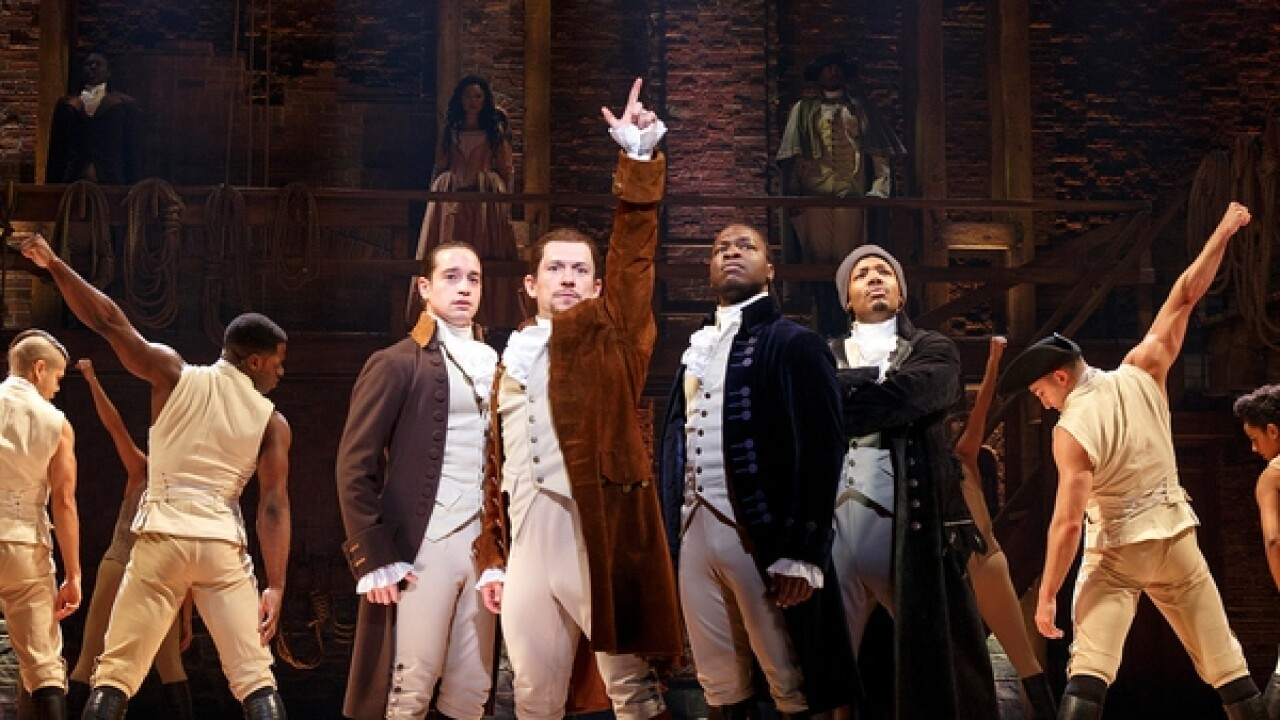 Hugely popular 'Hamilton' musical coming to SWFL
