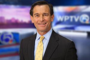 Michael Williams, WPTV anchor