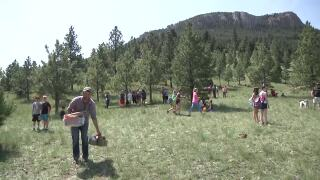 C.R. Anderson students experience annual Mount Helena Field Day
