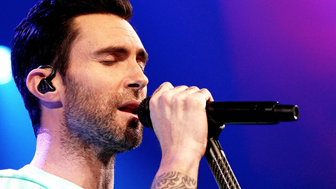 Maroon 5 to headline 2018 Concert of Legends, close out Pro Football Hall of Fame Enshrinement Week