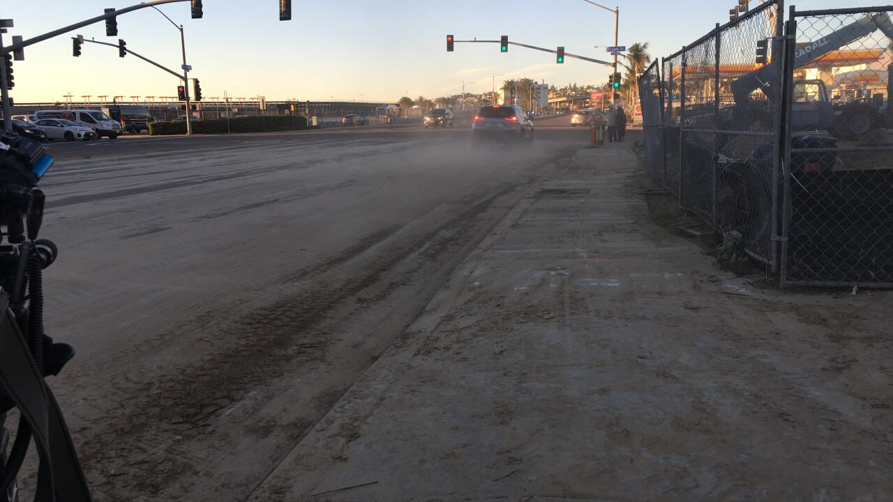 Pacific Highway Midtown flood clean up 4