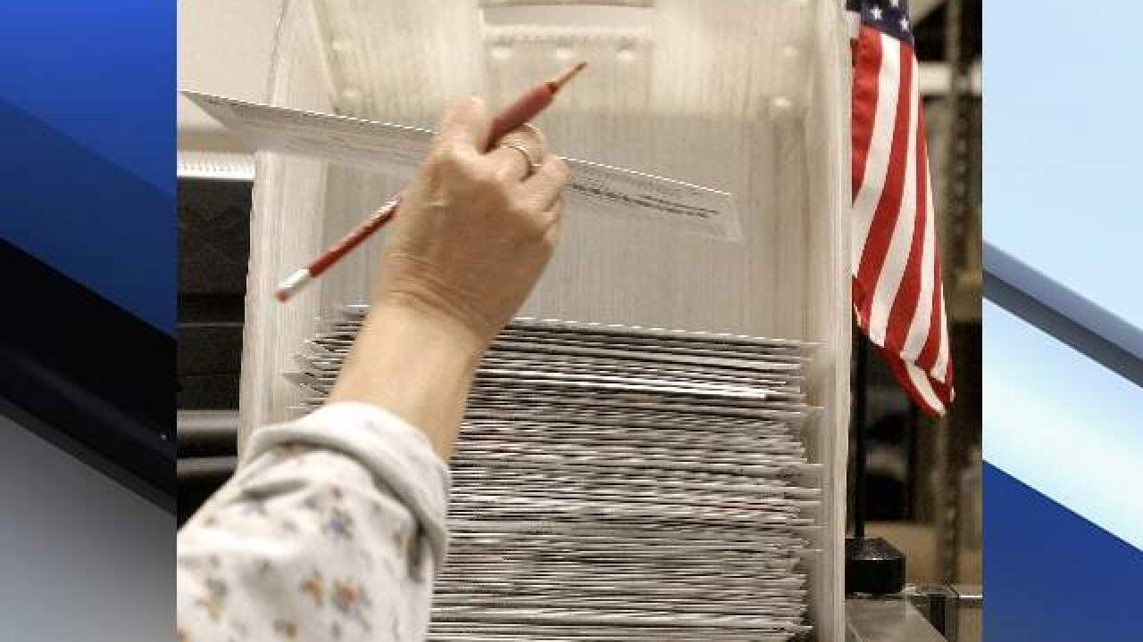 Error uses 2016 data to send 2018 ballots to some Pinal County voters