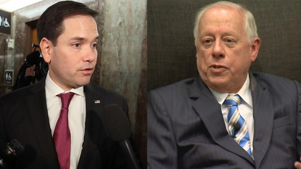 Rubio: Bredesen Tries To 'Pull A Fast One' In Dem Senate Bid