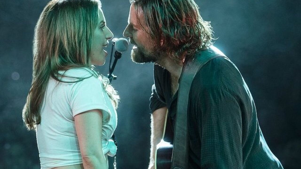 "Box office has best weekend in October history with success of ""Venom"" and ""A Star is Born"""