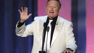 Four Robin Williams movies still to be released