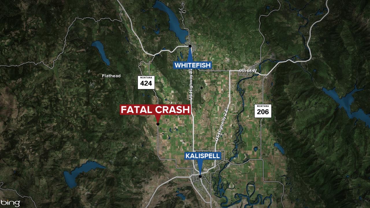 Farm to Market Road Fatal Crash Map