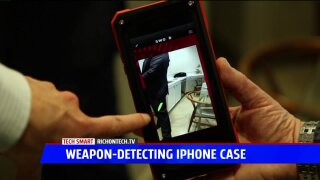 Tech Smart Product Preview: Phone gadget that detects weapons