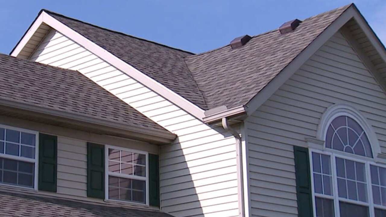 Brunswick residents cope with roofing job woes