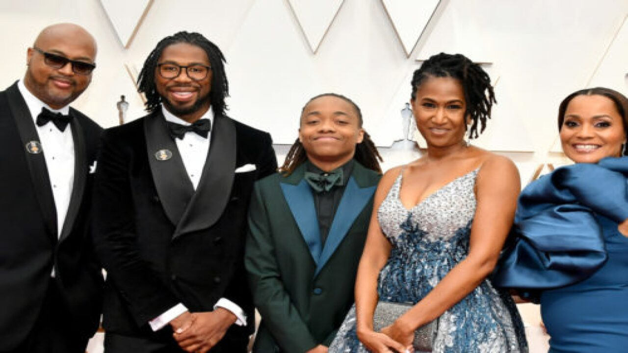 Teen Who Was Suspended For His Hair Got To Go To The Oscars