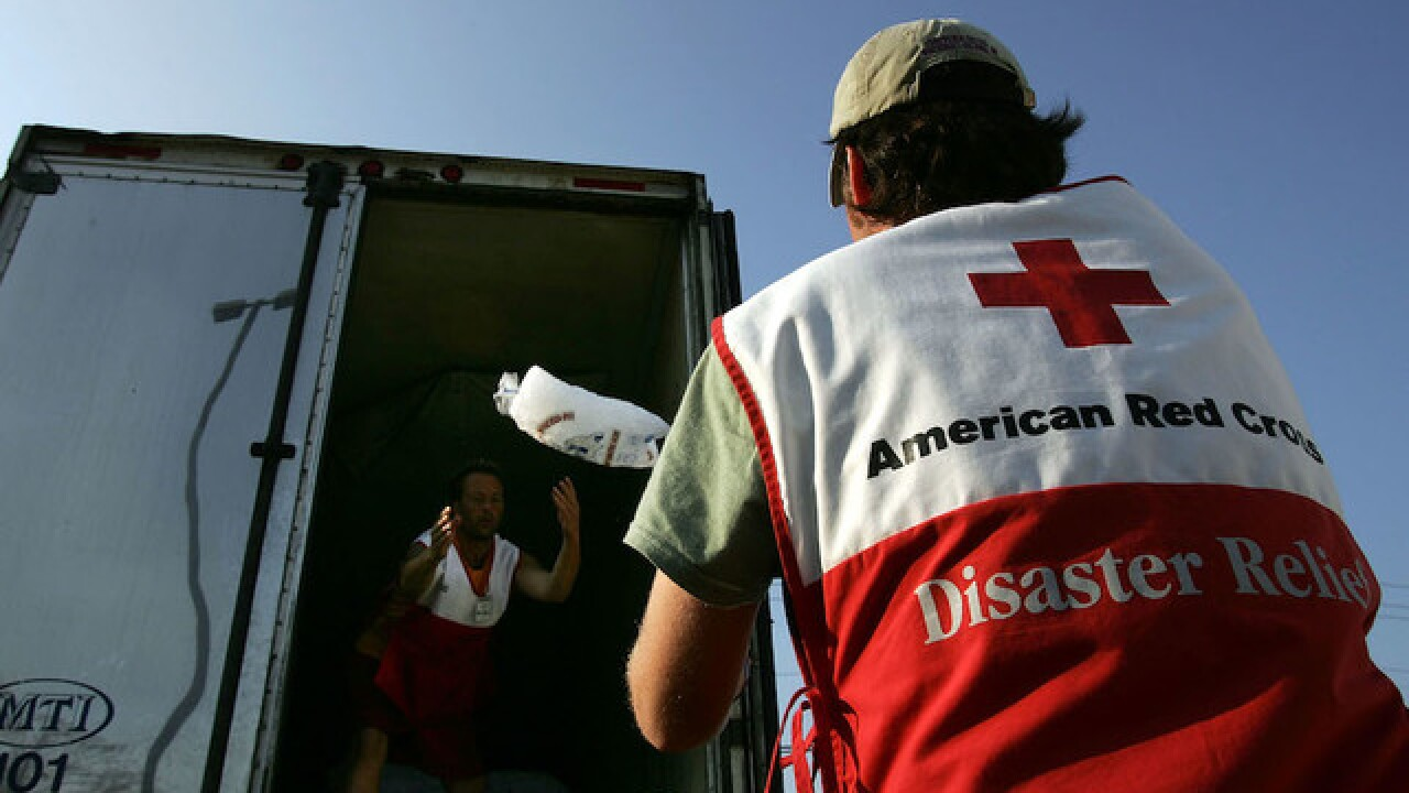 Charities including Red Cross, Salvation Army, cancel events connected to Trump