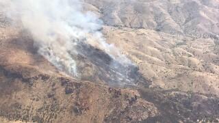 Hells Gate Fire
