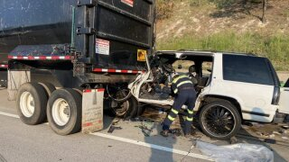 I-25 and happy canyon crash_DDUI suspected_June 14 2021