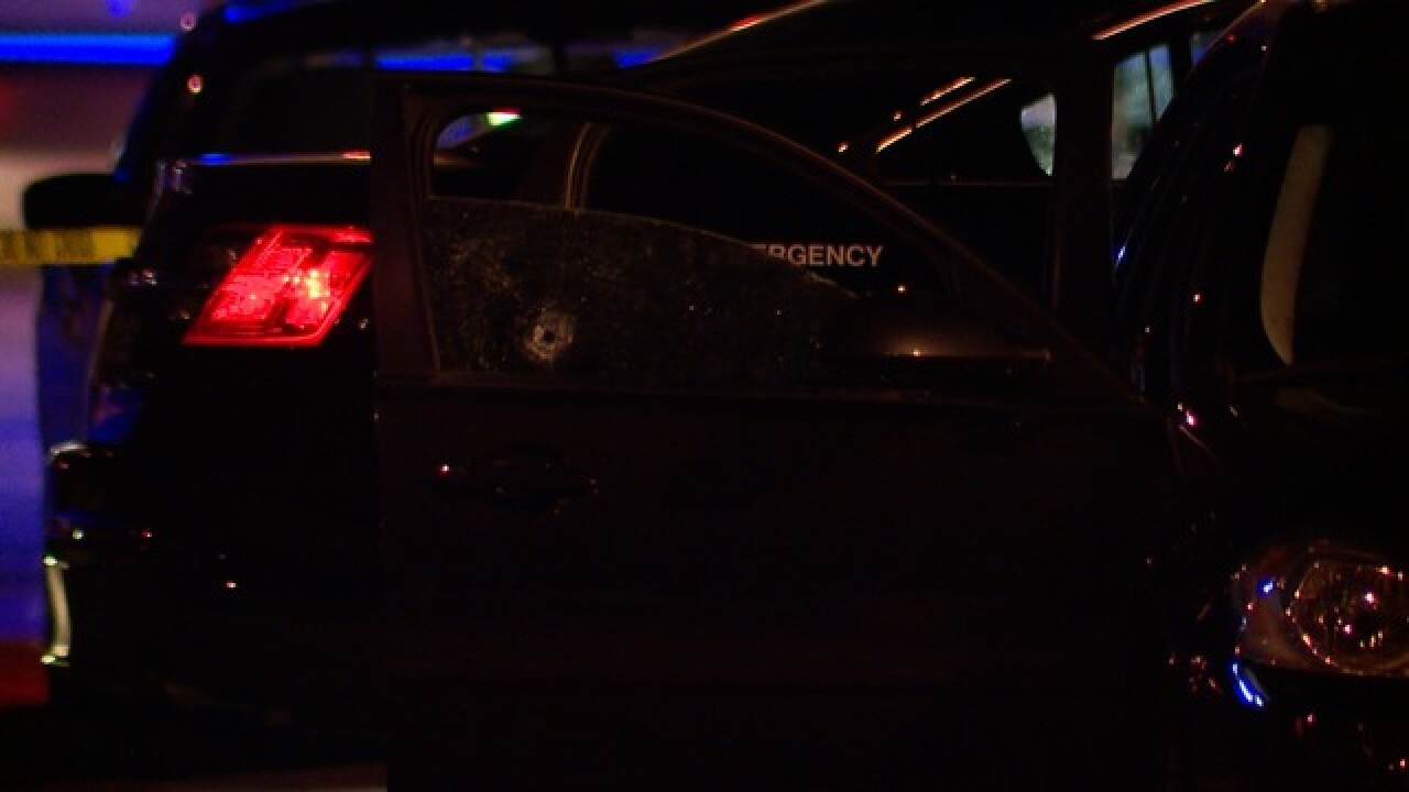 Man shot and killed in Cleveland overnight