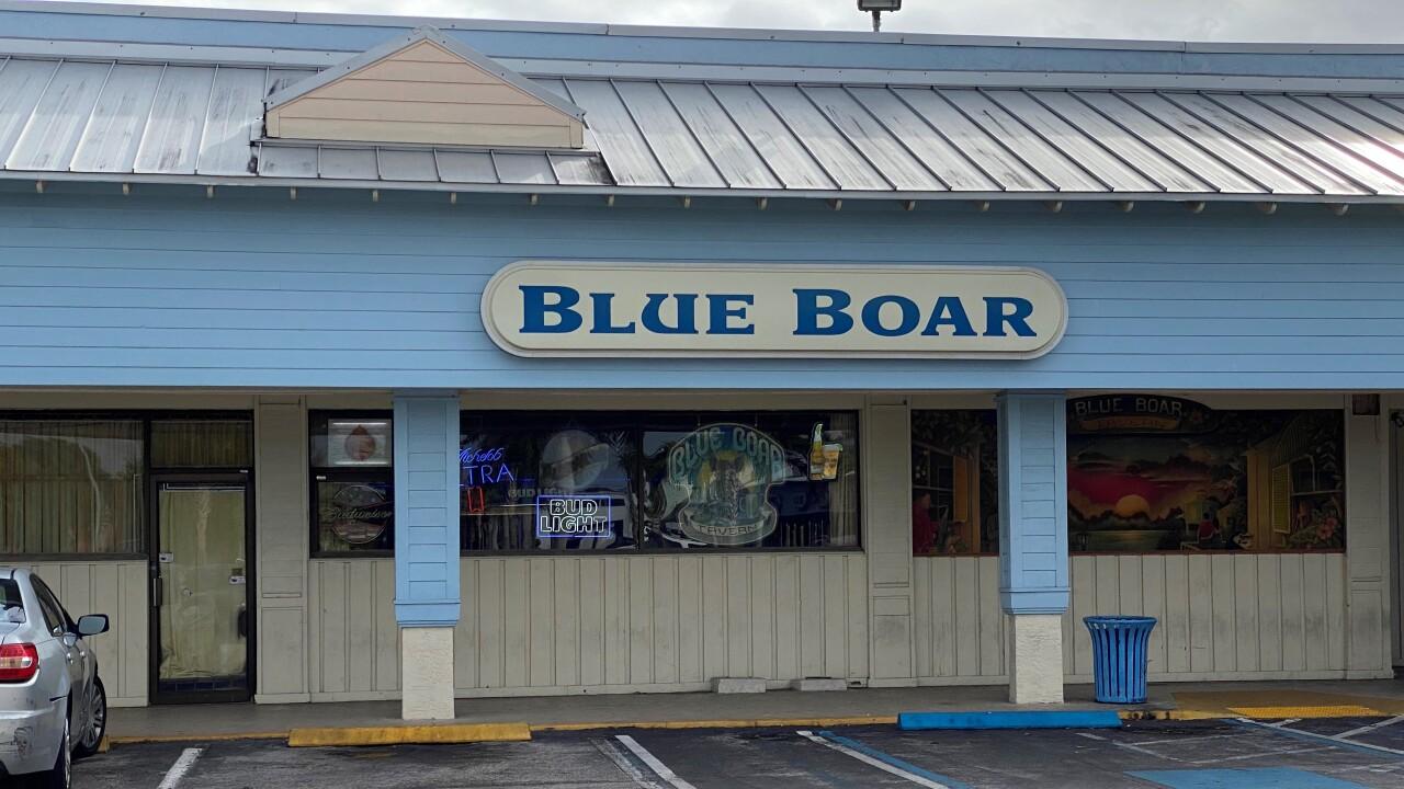 Blue Boar Tavern